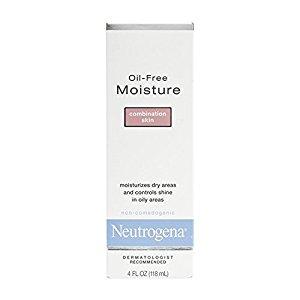 Neutrogena Oil-Free Moisture Combination Skin 120 ml : Really good moisturiser