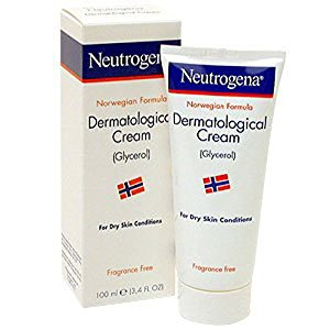 Neutrogena Norwegian Formula Dermatological Cream : that I have found so far that deals effectively the horrible lizard skin on my feet and shins